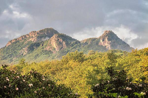 Photograph - Grandfather Mountain by Ken Barrett