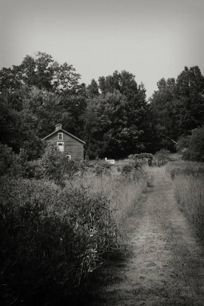 Photograph - Grandpa's Barn by Michelle Wermuth