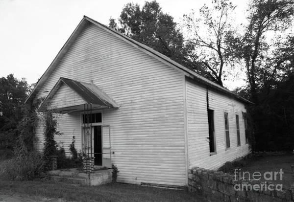 Photograph - Grant Baptist Church by Tony Baca