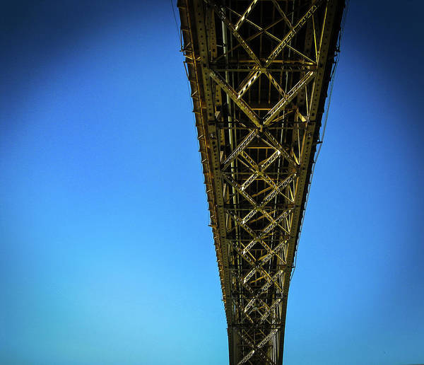 Photograph - Granville Bridge by Juan Contreras