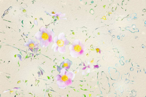Grasmere Wall Art - Photograph - Grasmere Flowers by Diane Lindon Coy