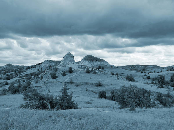 Photograph - Grasslands Cathedral by Cris Fulton