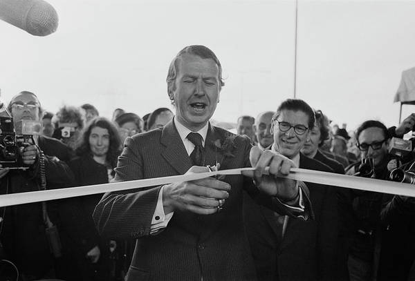 Wall Art - Photograph - Gravelly Hill Interchange Opening by R. Viner