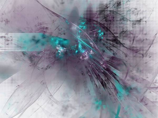 Digital Art - Gravity by Jeff Iverson