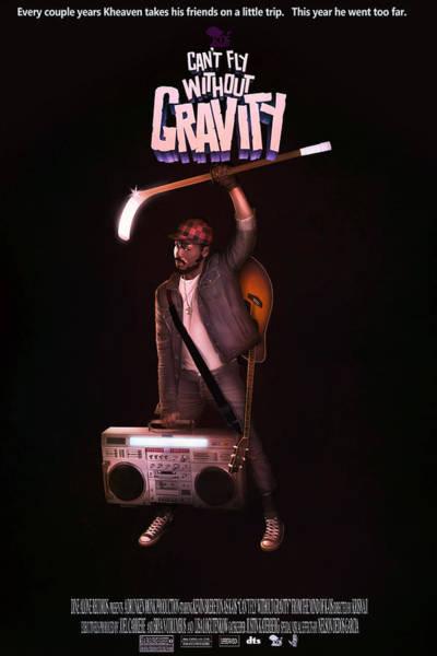 Digital Art - Gravity by Nelson Dedos Garcia