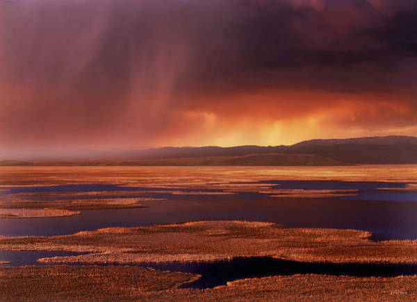Magnificence Wall Art - Photograph - Grays Lake Splendor by Leland D Howard