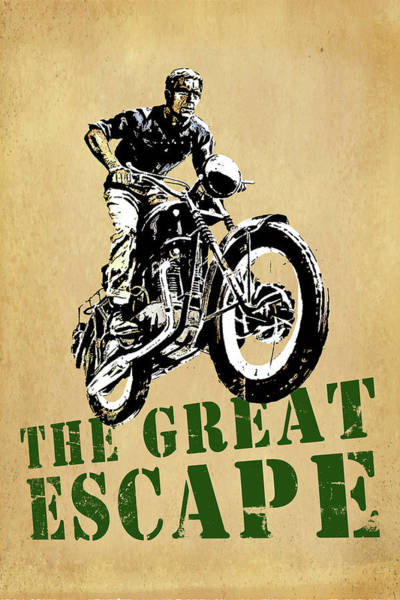 Photograph - Great Escape by Mark Rogan