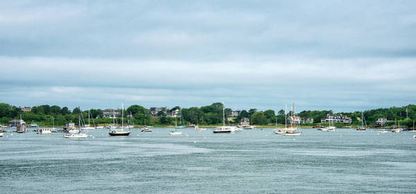 Wall Art - Photograph - Great Harbor - Woods Hole On Cape Cod by Brendan Reals