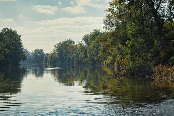 Photograph - Great Morava River by Milan Ljubisavljevic