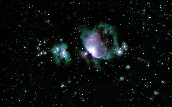 Photograph - Great Orion Nebula M42 by Lon Dittrick