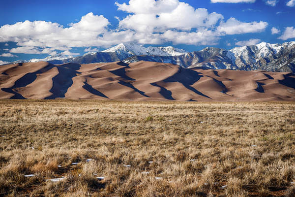 Wall Art - Photograph - Great Sand Dunes by Eric Glaser