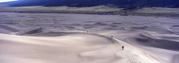 Wall Art - Photograph - Great Sand Dunes National Monument by David Hosking
