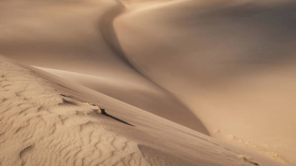 Photograph - Great Sand Dunes National Park by Brenda Jacobs