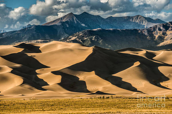 Wall Art - Photograph - Great Sand Dunes National Park Colorado by Kris Wiktor