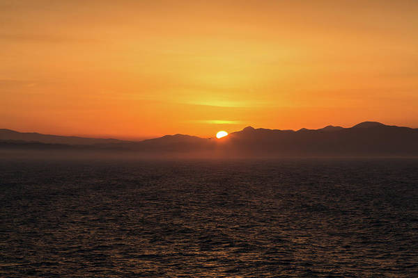 Photograph - Grecian Sunrise by John Daly