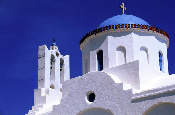 Greece Photograph - Greece, Cyclades Islands, Sifnos by Guiziou Franck / Hemis.fr