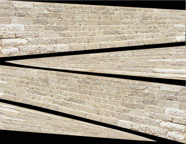 Photograph - Greek Layers by John Dakin