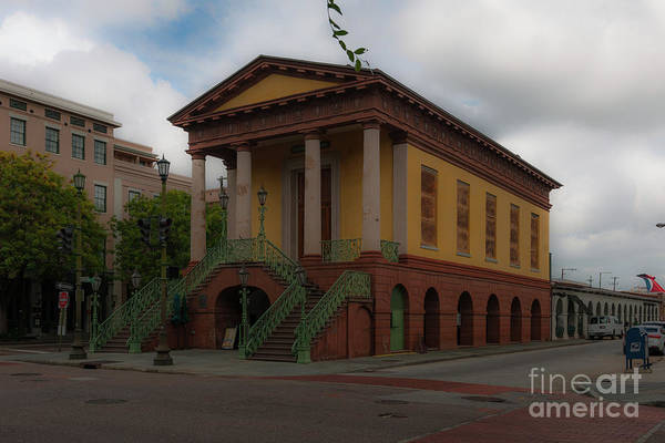 Photograph - Greek Revival Landmark by Dale Powell