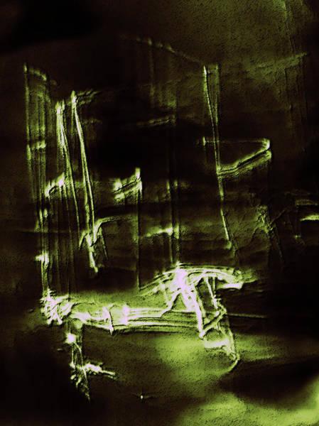 Photograph - Green Art by Jorg Becker