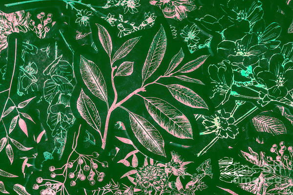 Victorian Garden Wall Art - Photograph - Green Composition by Jorgo Photography - Wall Art Gallery