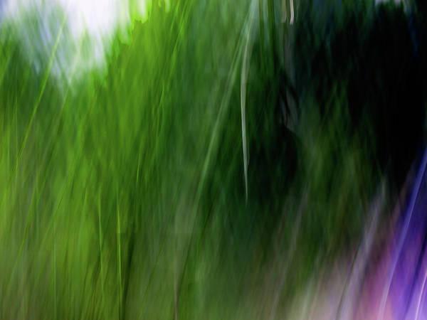Photograph - Green Illusion by Jorg Becker