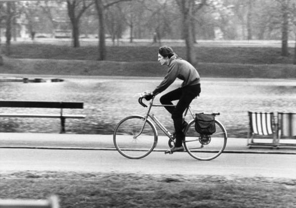 1976 Photograph - Green Man by Graham Wood