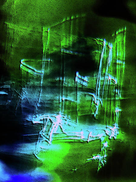 Photograph - Green Metamorphosis by Jorg Becker