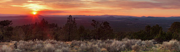 Photograph - Green Mountain View by Leland D Howard
