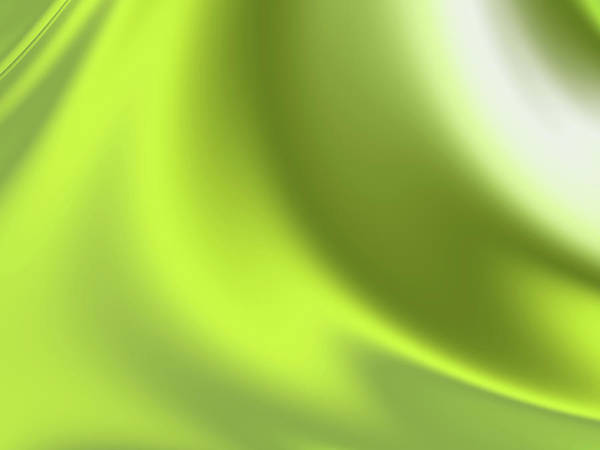 Wall Art - Digital Art - Green Olive Silk by Rich Leighton
