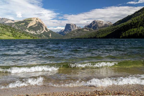 Photograph - Green River Lake 3 by Michael Chatt