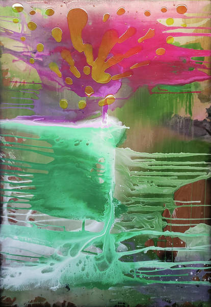 Wall Art - Painting - Green Thumb by Paul Kole