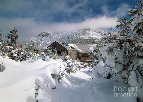 Photograph - Greenleaf Hut - White Mountains New Hampshire by Erin Paul Donovan