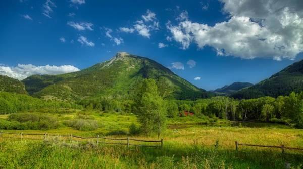 Wall Art - Photograph - Greens Of Summer - Colorado by Mountain Dreams