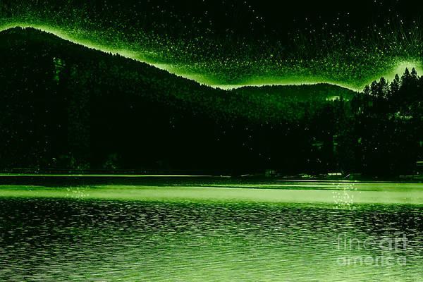 Digital Art - Greenspace by Matthew Nelson
