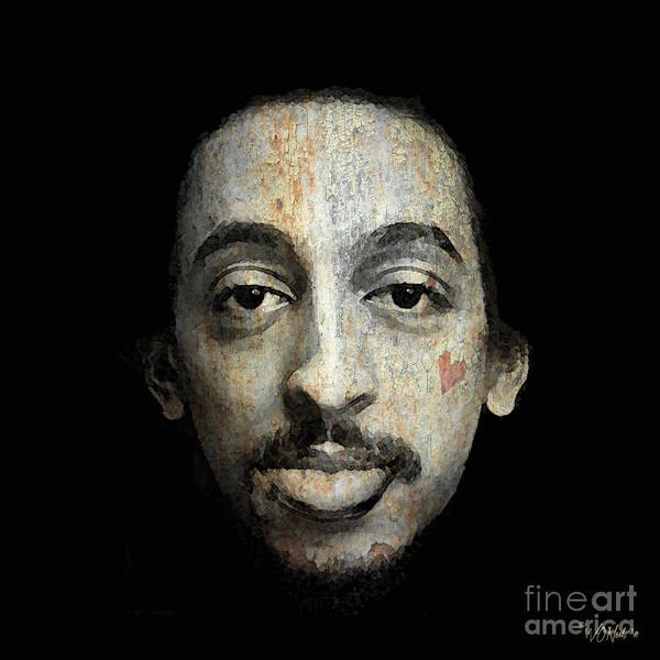 Digital Art - Gregory Hines by Walter Neal