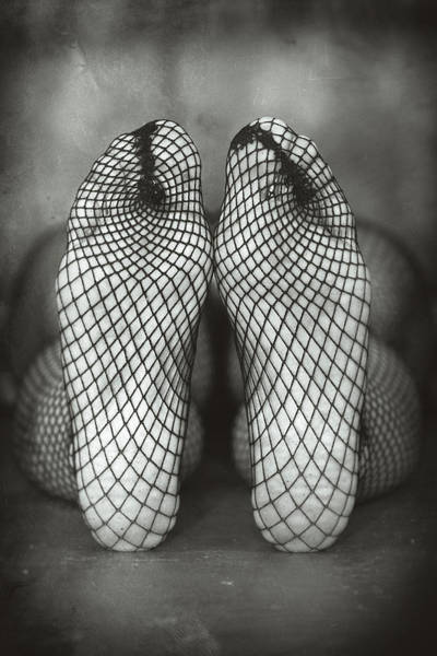 Photograph - Grid #3765 by Andrey Godyaykin