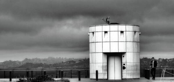 Wall Art - Photograph - Griffith Observatory by Steve K