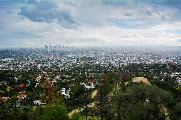 Photograph - Griffith Park Los Angeles by Kyle Hanson