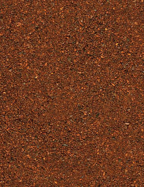 Ground Photograph - Ground Coffee, Close Up by Thomas J Peterson