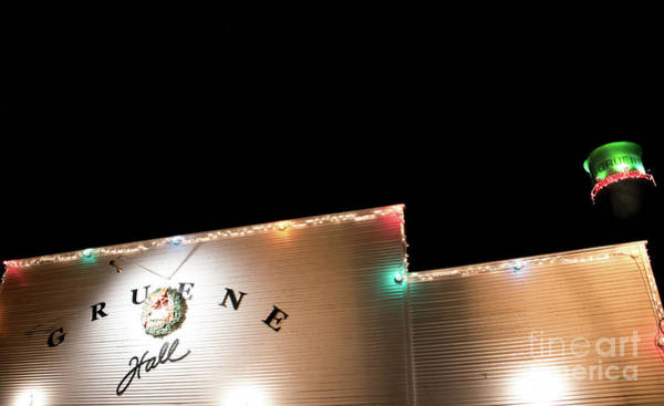 Wall Art - Photograph - Gruene Hall Christmas by Kelly Wade