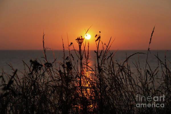 Photograph - Gryn Goch Sunset by James Lavott