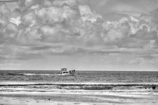 Photograph - Guam Boat by Bill Hamilton