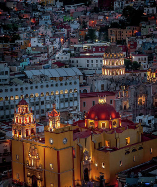 Photograph - Guanajuato Beauty by Barry Weiss
