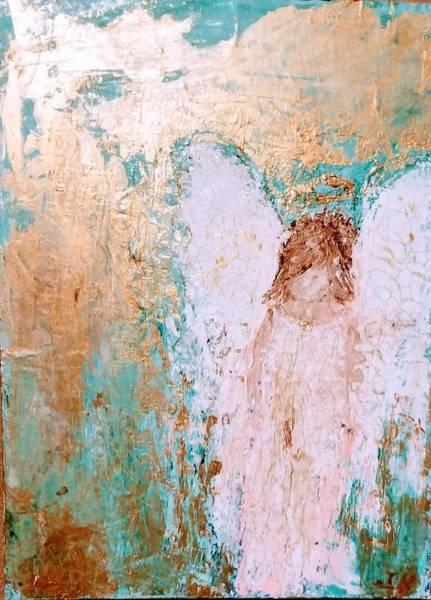 Painting - Guardian Angel by Jennifer Nease