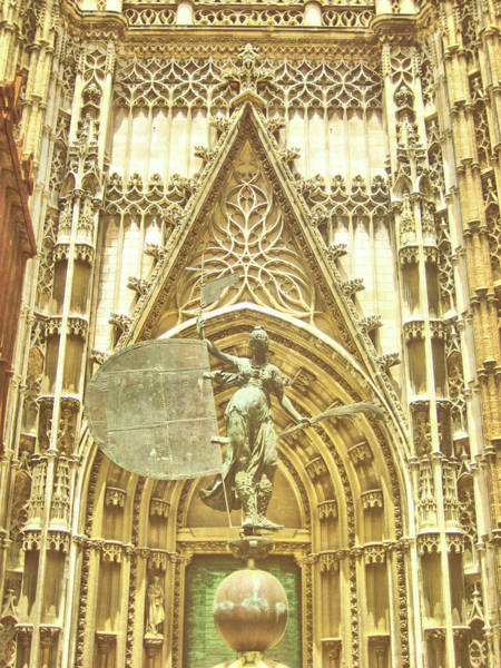 Photograph - Guardian Of Spain by JAMART Photography