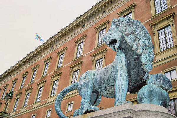 Photograph - Guarding Stockholm by JAMART Photography