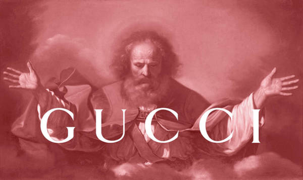 Wall Art - Painting - Gucci-1 by Nikita