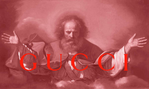 Wall Art - Painting - Gucci-2 by Nikita