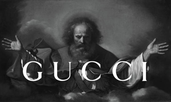 Wall Art - Painting - Gucci-3 by Nikita