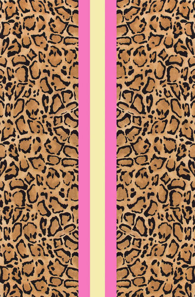 Wall Art - Painting - Gucci Leopard Print-3 by Nikita